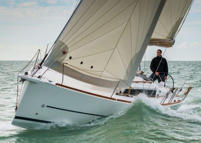 The new Dufour 350