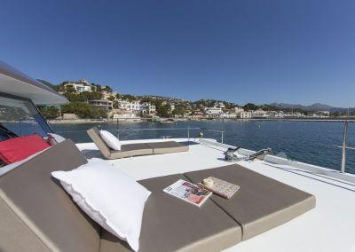 09/04/2015, Antraitx (Mallorca, Baleares, ESP), Fountaine-Pajot MY 37