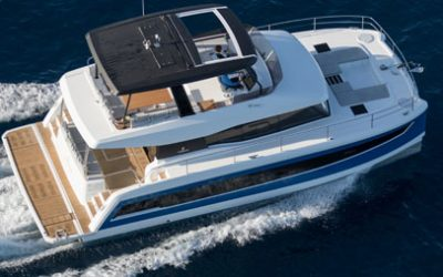 Test the new Fountaine Pajot MY 44!