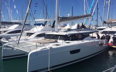 Brand new Fountaine Pajot Saona 47 for sale